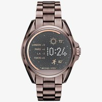 Michael Kors Access Bradshaw Sable-Tone Smartwatch | Michael Kors