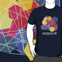 "Passion Pit - ""Chunk of Change"" T-Shirt by theITfactor"