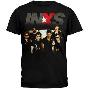 Inxs - Band Photo T-Shirt