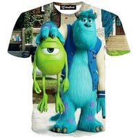 Monsters Inc Tee