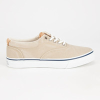 Sperry Striper Cvo Mens Shoes Tan  In Sizes