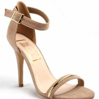 Ankle Strap Heels by Jacobies