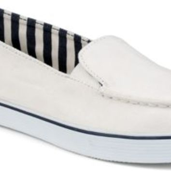 Sperry Top-Sider Zuma Slip-On Sneaker White, Size 6M  Women's Shoes