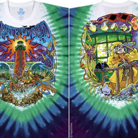 Watch Tower Grateful Dead Tie-Dye T-Shirt