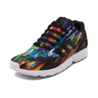 Mens adidas ZX Flux Athletic Shoe
