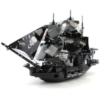 Skeleton Pirate Ship - Lego Compatible Toy