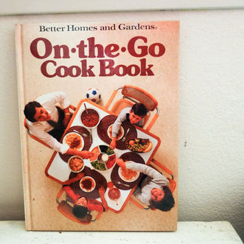 On the go cookbook, make ahead meals, book, wedding present, cooking recipes, learn to cook, recipe book, housewarming gift, college gift