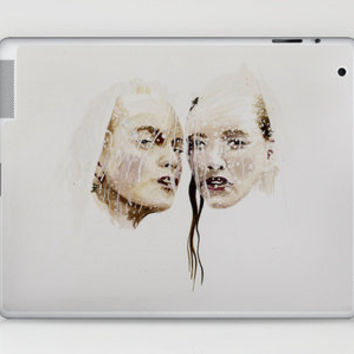 rain (autumn) Laptop & iPad Skin by karien deroo | Society6