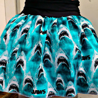 JAWS TuTu Skirt your size Killer SHARK