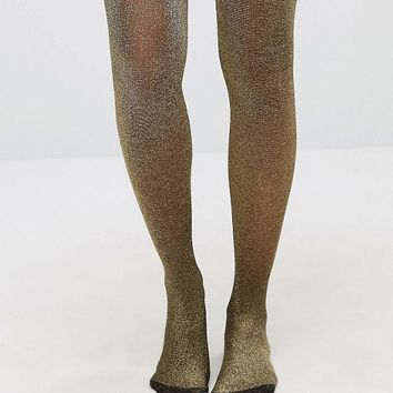 ASOS Glitter Tights at asos.com