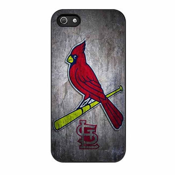 st louis cardinals stone logo nfl design cases for iphone se 5 5s 5c 4 4s 6 6s plus