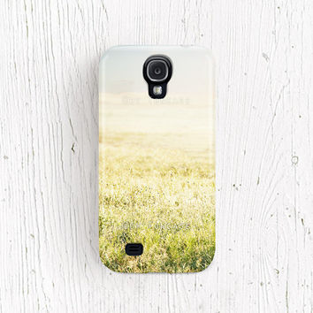 Photography Galaxy s4 case nature Samsung galaxy s3 case landscape Galaxy s2 case photo galaxy note 2 case leaf Galaxy 4 case Grass /c198