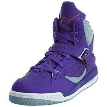 DCK7YE Jordan FLIGHT 45 HIGH IP GG girls basketball-shoes 837024 jordans 4