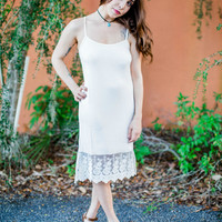Grace & Lace Lace Dress Extenders™ (Ivory)