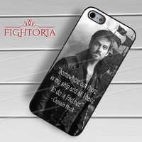 Captain Hook Quotes Once Upon a Time - zzZzz for  iPhone 4/4S/5/5S/5C/6/6+s,Samsung S3/S4/S5/S6 Regular/S6 Edge,Samsung Note 3/4