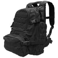 Tactical Modular Urban Go Pack - Color: Black