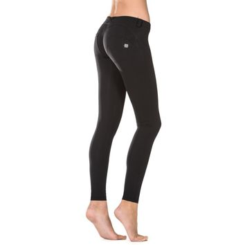 WR.UP® SHAPING EFFECT - Low waist - SKINNY - EMANA.® Fiber | Freddy