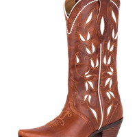Ariat Women's Sonora Boot - Bitterwater Brown