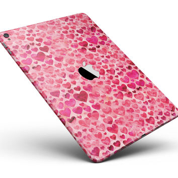 "Pink Watercolor V3 Full Body Skin for the iPad Pro (12.9"" or 9.7"" available)"