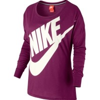 Nike Women's Long Sleeve Signal T-Shirt