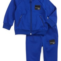 adidas Originals EQT Superstar Jacket & Pants Set (Baby) | Nordstrom