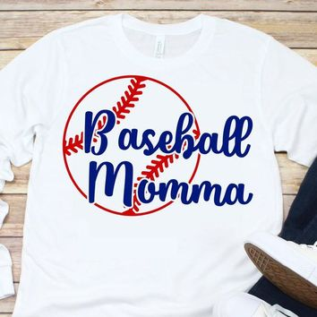 Baseball Momma svg,Baseball Mom svg,mom svg,baseball love,laces svg,baseball tshirt,ball mom shirt,Baseball mom shirt,baseball svg