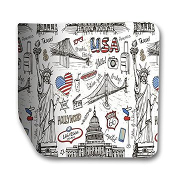 Travel USA Leather Business Passport Holder Protector Cover_SUPERTRAMPshop