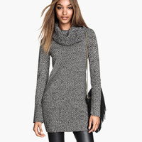 H&M Cowl-neck Sweater $24.95