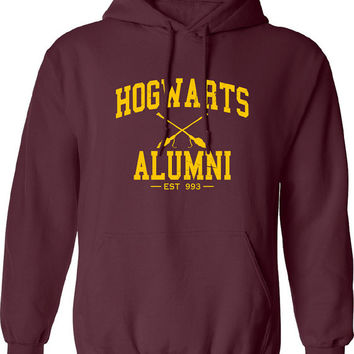 exceptional hoodie design ideas hoodie fancy dress design ideas hogwarts alumni hoodie harry potter avada kedavra - Hoodie Design Ideas