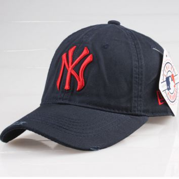 Cool Sports NY Cotton Baseball Cap