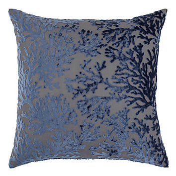 """Corales Pillow 24"""" 