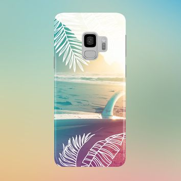 Beached Surfer for Apple iPhone, Samsung Galaxy, and Google Pixel
