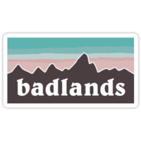 halsey badlands by Emily Grimaldi