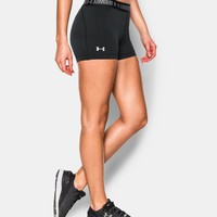 "Women's UA HeatGear® Armour 3"" Shorty 