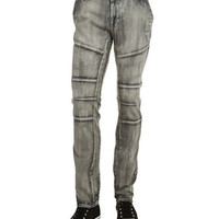 Rogue State Distressed Moto Jeans