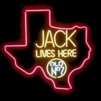 My Associates Store - New Jack Daniel's Jack Lives Here Texas Beer Bar Sign Light