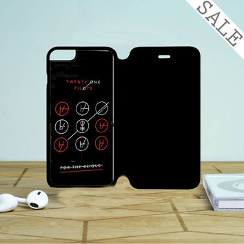 Twenty One Pilots For The Clique Iphone 6 | 6 Plus Flip Case