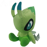 Pokemon Celebi Soft Plush Kawaii Kids Toy