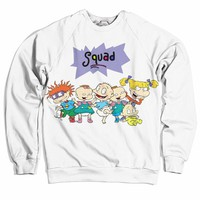 Rug Squad Sweater
