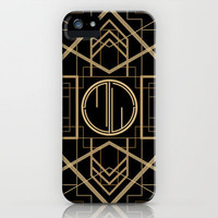 MJW- GREAT GATSBY STYLE iPhone & iPod Case by MATT WARING