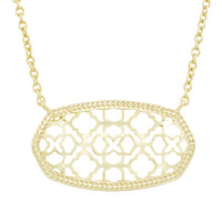 Kendra Scott Dollie Necklace - Gold