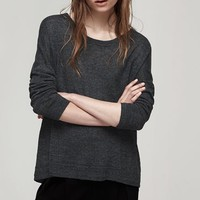 Rag & Bone - Josie Sweater, Charcoal