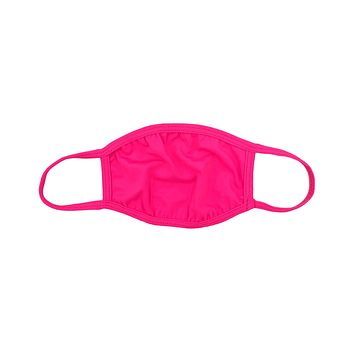 Pop of Pink Surgical Mask