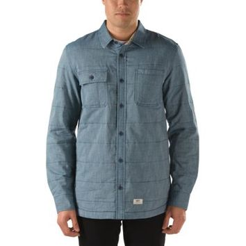 Vans Cabrillo Shirt Jacket (Indigo)