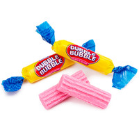Dubble Bubble Gum: 180-Piece Tub