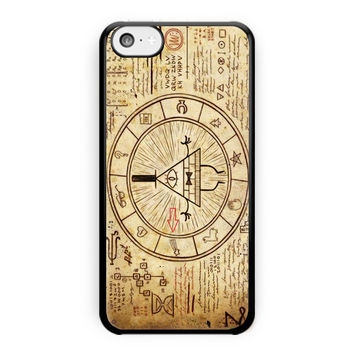 The Gravity Falls Intrigue iPhone 5C Case