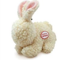 Ethical Fleece Rabbit 9-Inch Dog Toy