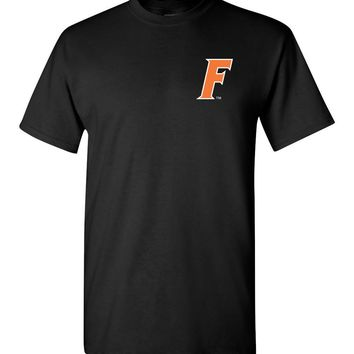 Official NCAA University of Florida Gators The Orange and Blue GATOR NATION! Women's and Youth Short-Sleeve T-Shirt