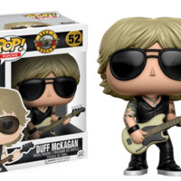 Pop! Rocks: Guns n Roses - Duff McKagan