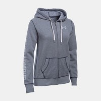 Women's UA Favorite Fleece Full Zip | Under Armour US